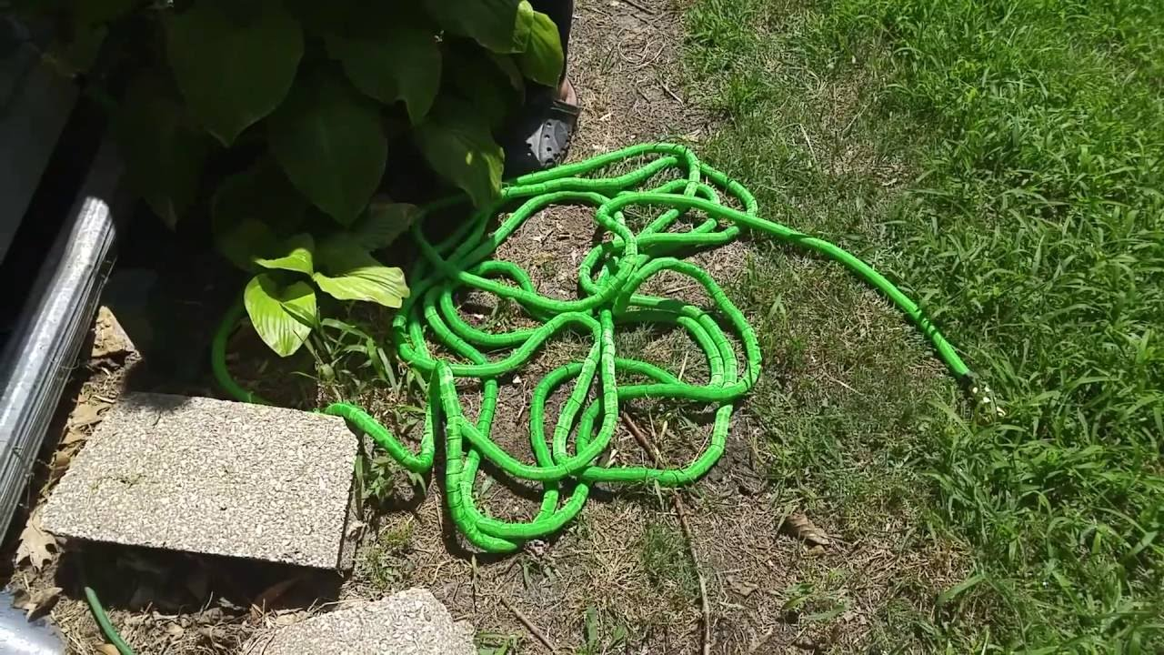 Worldu0027s Strongest Expandable Garden Hose MADE IN USA #Gardspo