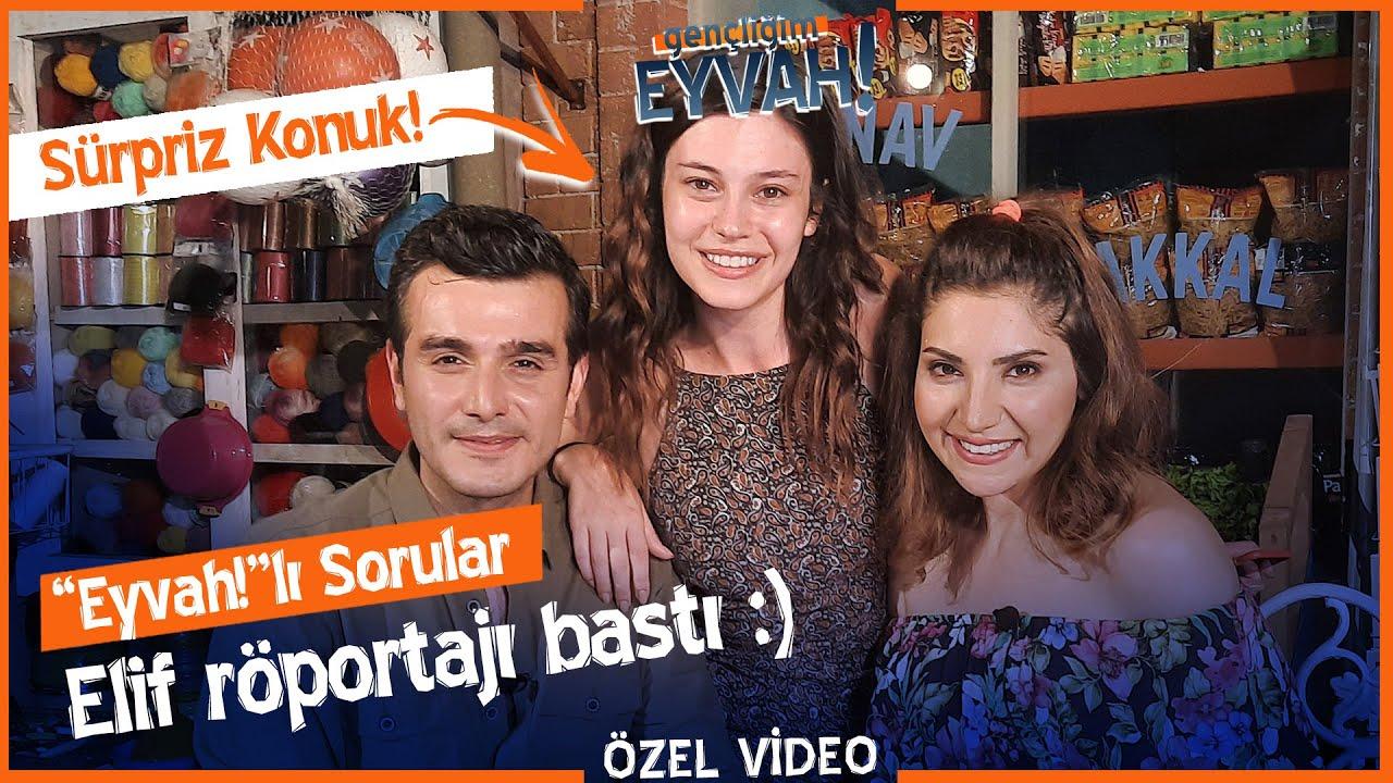 Kemal Uçar ve Bahar Süer'in canlı yayınına baskın! | Gençliğim Eyvah Özel Röportaj