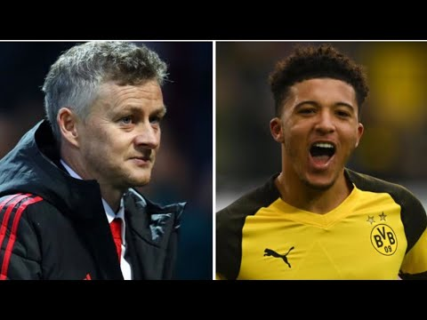 Manchester United to sign Jadon Sancho for £70m | The Football Terrace