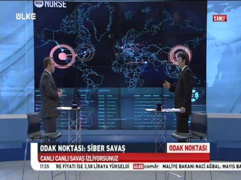 Canlı Yayında Siber Saldırı
