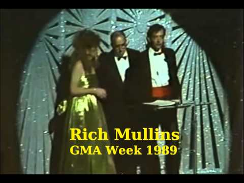 Rich Mullins Interview, GMA Week '89 (with Sandi Brown, WCBW)
