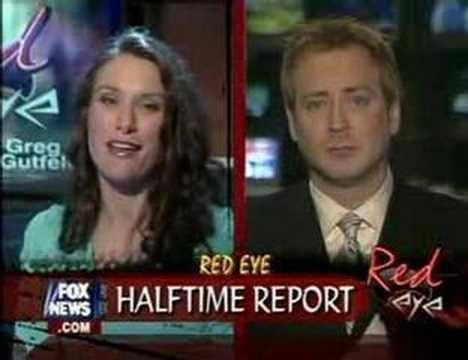 RED EYE On FOX NEWS - 4/12/2007