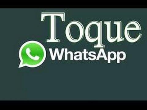 Como colocar o toque original do whatApp (assobio) em qualquer android