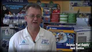 Dallas Pool Supplies and Spa Supplies | Dolphin Pool Supply and Service | Call Us (214) 357-0446