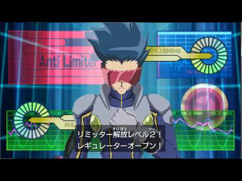 Tag Force 6 Antinomy VS. Breo (Accel and Delta Accel Synchro)
