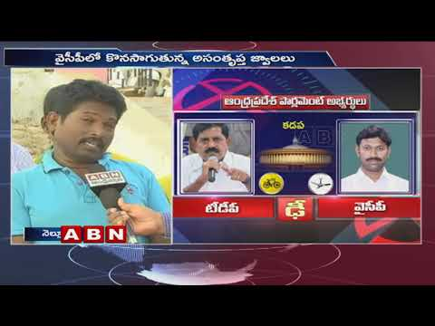 Nellore public opinion on YS Vivekananda demise and CM KCR's Return Gift | Public Point | ABN Telugu