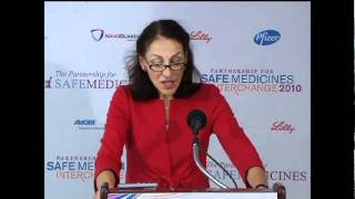 Commissioner Margaret Hamburg, U.S. Food & Drug Administration - Part 1