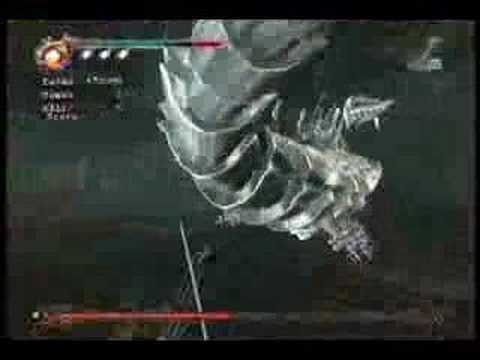 Ninja Gaiden 2 Chapter 3 Boss Mentor Mode Youtube