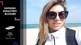 Megan Psyllos | Coastal Adventure | Samsung Paralympic Blogger | PyeongChang 2018