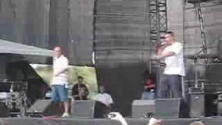 Hip Hop Kemp 2008 - Sokol feat. Pono - W Aucie