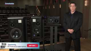 ATC Professional Monitor Speakers Overview - Sweetwater Sound
