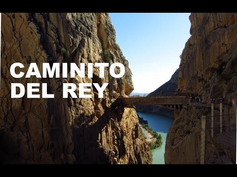 CAMINITO DEL REY - The impressive mountain trail in Spain