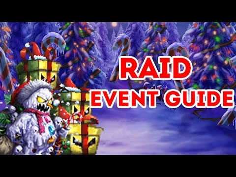 Final Fantasy Brave Exvius - A Frosty Offensive Raid Guide!