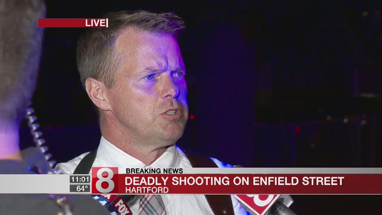 Police: Woman dies after being shot in head in Hartford