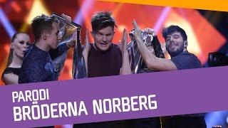 Bröderna Norberg - Parodi