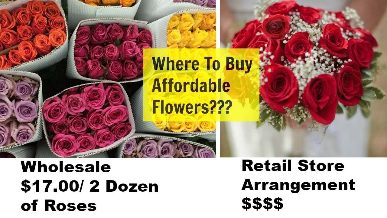 Where to buy affordable flowers weddingevents youtube where to buy affordable flowers weddingevents izmirmasajfo