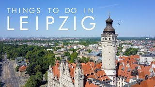 Things To Do In LEIPZIG, GERMANY | UNILAD Adventure