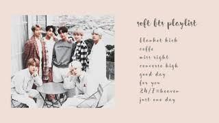 Soft BTS Playlist ¬ nostalgic/studying/chill/short mix
