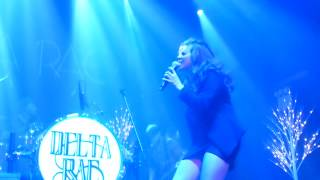 """Delta Rae - """"Cold Day in Heaven"""" @ Webster Hall, NYC - 4/14/2015"""