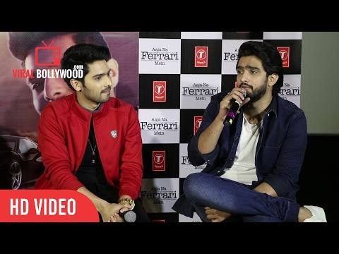Thumbnail: Amaal Mallik Full Speech | AAJA NA FERRARI MEIN Song Launch