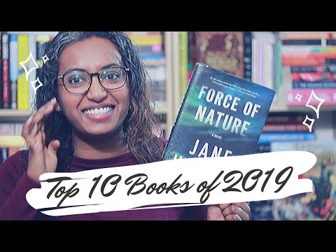 My Top 10 Books Of 2019