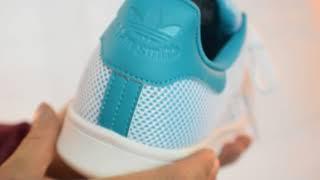 Giày thể thao thời trang nam Adidas Stan Smith Adicolor S81875