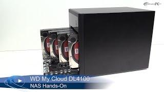 Western Digital My Cloud DL4100 NAS Hands-On | Allround-PC.com(In diesem Hands-On stellen wir euch die Western Digital My Cloud DL 4100 vor, die sich für kleinere Unternehmen oder dem Home Office Gebrauch eignet., 2015-03-11T17:08:52.000Z)