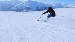 Ist das Skifahren in der Schweiz besser als in Österreich? - 1. Eindruck von Arosa Lenzerheide