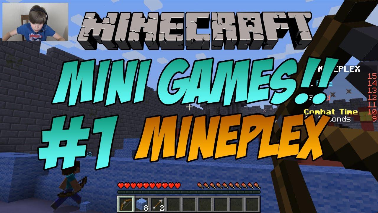 Online Multiplayer Minigames