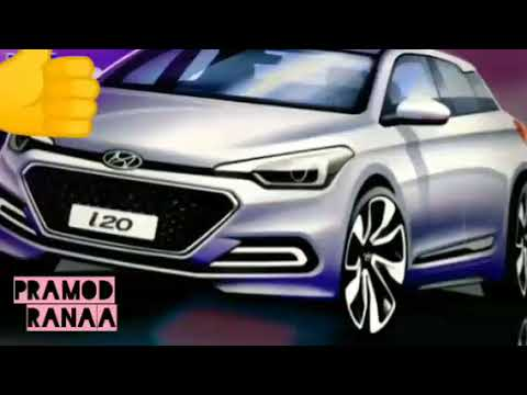 💗2020 Hyundai i20 Facelift Launch Price mileage specifications details review 720p