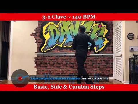 Salsa Dance for beginners - Live Streamed