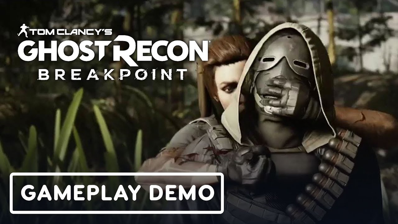 Ghost Recon Breakpoint: New Gameplay Demo & Dev Interview - IGN LIVE E3 2019