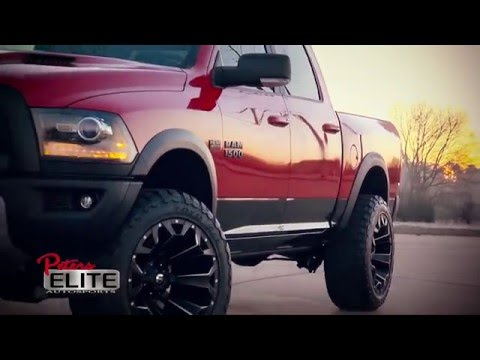Great Peters Elite Autosports Silverado VS Ram Rebel Peters Chevrolet Longview TX