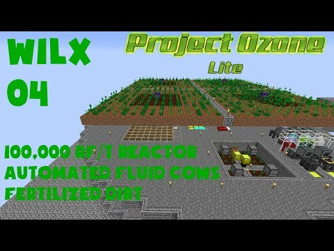 04 Efficent 100,000rf/t 6x5x5 Extreme Reactor - Project Ozone Lite