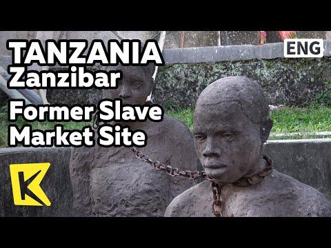 【K】Tanzania Travel-Zanzibar[탄자니아 여행-잔지바르]옛 노예시장 유적지/Former Slave Market Site/Church of Christ