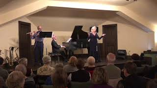 Maureen Chistine Trio 10.28.2018 When You Wish Upon A Star live