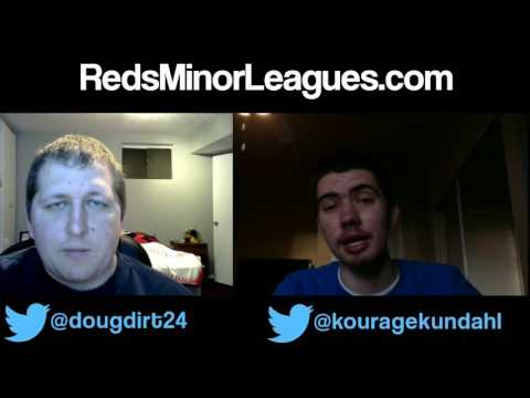 Cincinnati Reds Minor League Talk: Episode 5