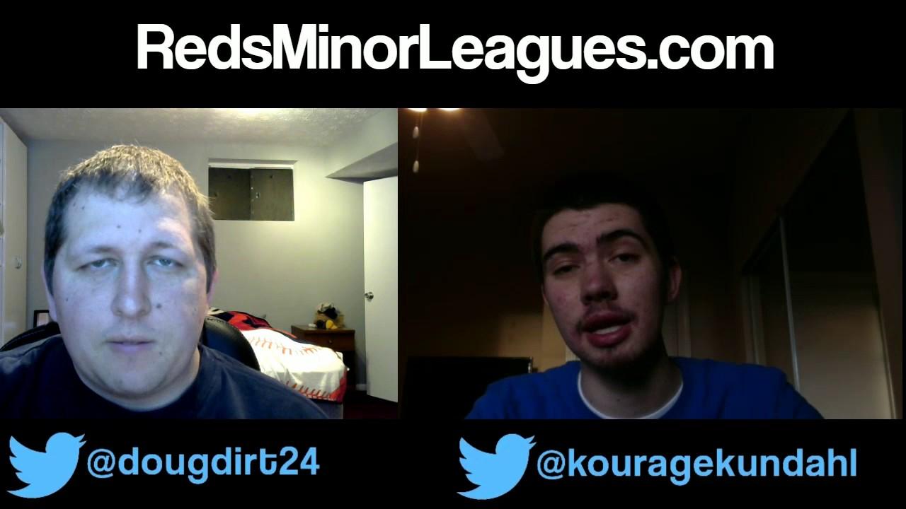 Cincinnati Reds Minor League Talk Episode 5 Youtube