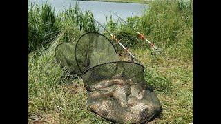 Результативна рибалка в селі Коршів на карася та коропа