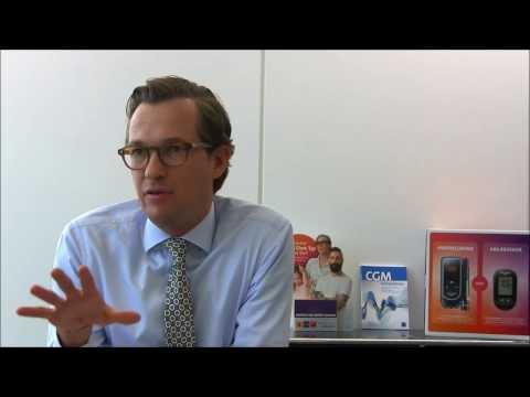 Interview mit dem Geschäftsführer von Roche Diabetes Care Deutschland