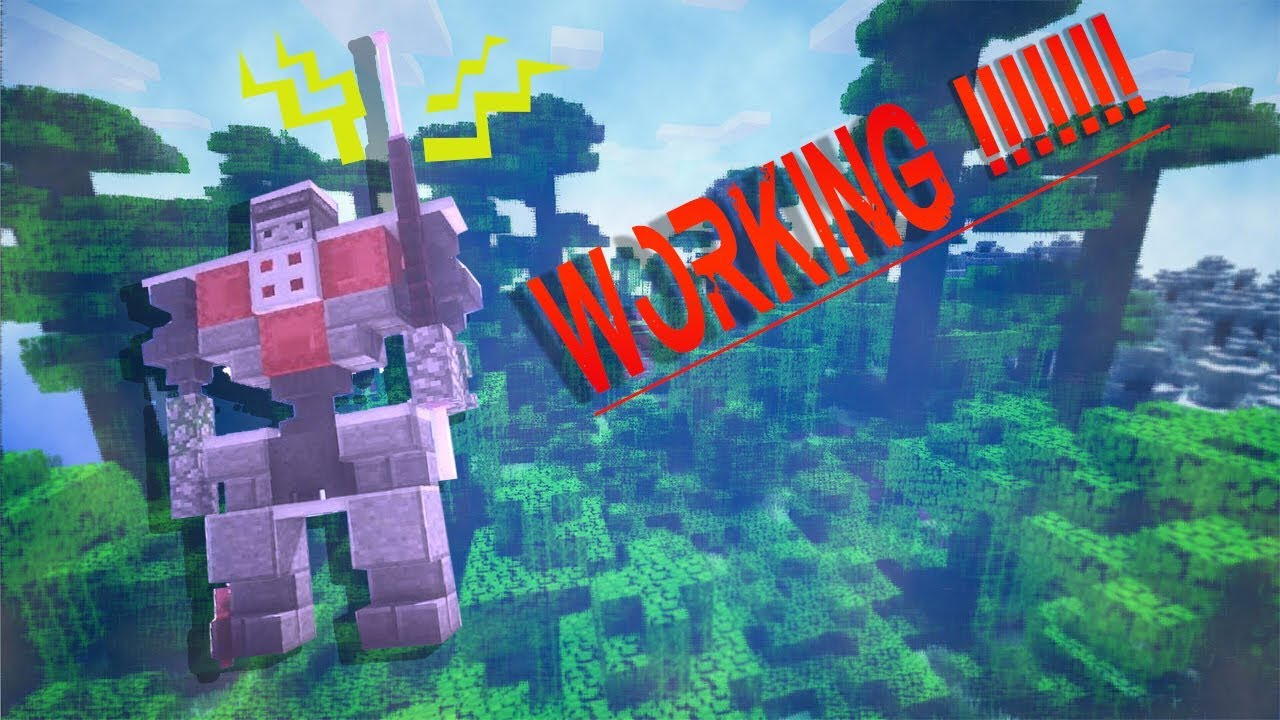 How To Make An Observer Guardian in Minecraft - YouTube