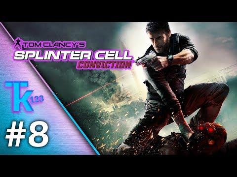 Splinter Cell: Conviction - Misión 8 - Base de Third Echelon - Español (HD)