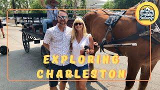 Fort Sumter / Charleston SC / Full Time RV Living Travel Vlog