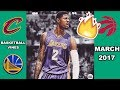 NEW BEST Basketball Vines of March 2017