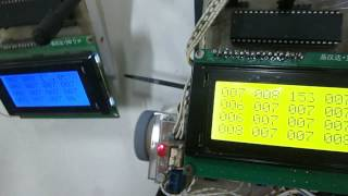 Uji Coba Telemetri nilai sensor proximity dengan TLP-RLP 433,93 MHz