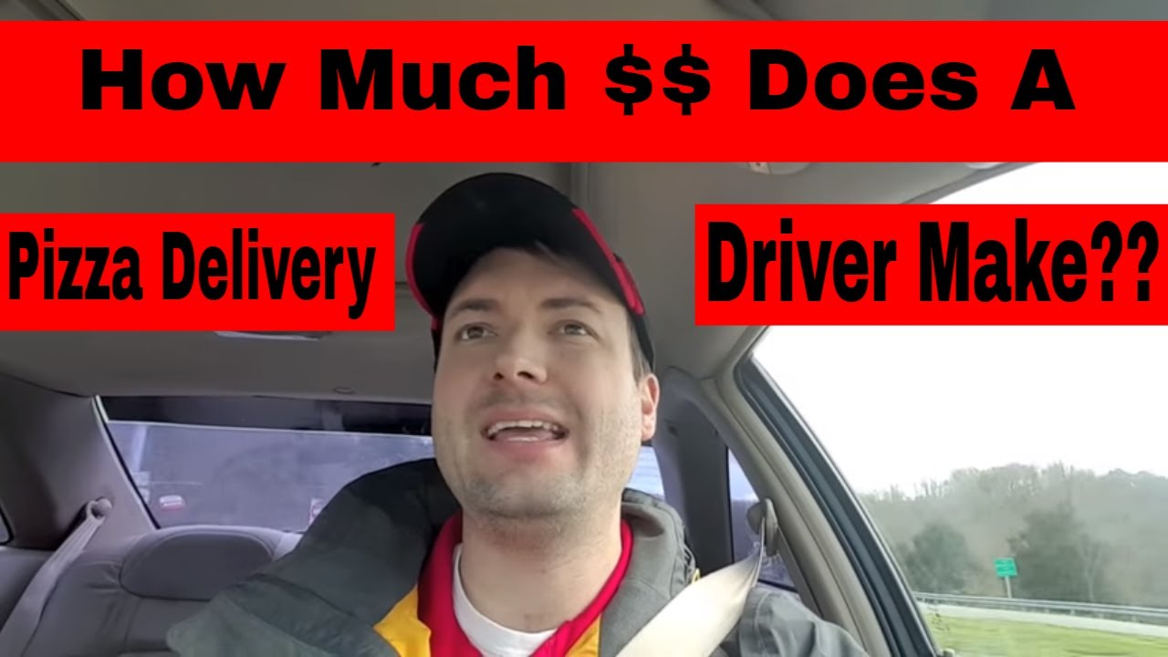 How Much Money Can You Make Delivering Pizza?