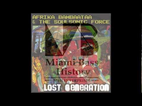 Afrika Bambaataa & The SoulSonic Force - Planet rock '96