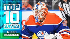 Top 10 Mikko Koskinen saves from 2018-19