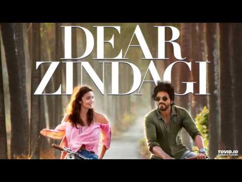 Love You Zindagi (Club Mix) | Alia Bhatt | Amit Trivedi | SRK | Dear Zindagi
