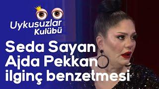 Okan Bayülgen'den Seda Sayan ve Ajda Pekkan için ilginç benzetme